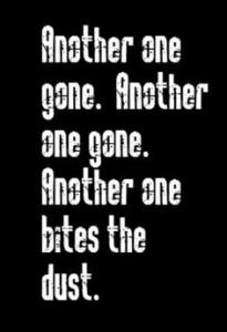 Bites The Dust